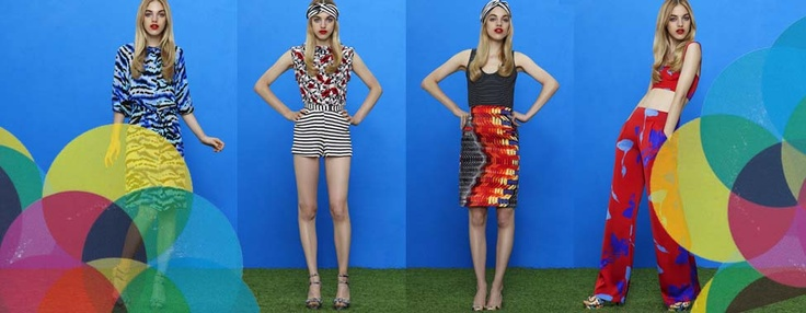 Cool young designer: Gaby Basora for TUCKER