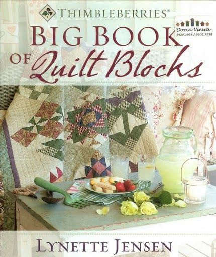 BIG BOOK OF QUILT BLOCK, APPLIQUE BOOK, QUILT BOOK - Natalia Karimova - Picasa Albums Web