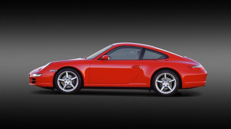 #Porsche911 911 Carrera 3,6 Cupé de 2004.