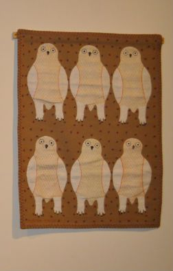 Nunavut's Culture on Cloth: Traditional Inuit Wall Hangings from Baker Lake | Blog | Yukon Arts Centre