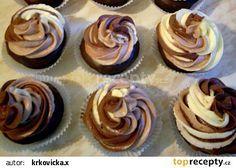 Čokoládové cupcakes recept - TopRecepty.cz