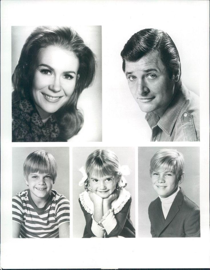 Nanny and the Professor Juliet Mills (Nanny), Richard Long (Professor Everett), David Doremus (Hal), Trent Lehman (Butch), Kim Richards (Prudence) 1970-1971