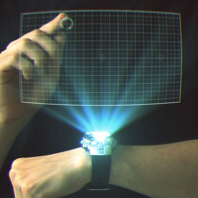 Create a Retro 3D Hologram Watch in After Effects — Tuts