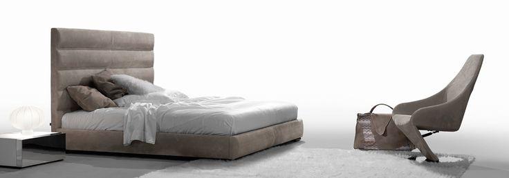 WAFER NIGHT BED, GAMMA INTERNATIONAL ITALY