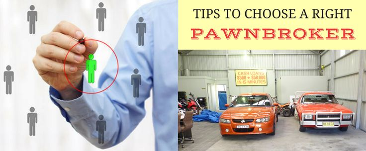 Do a proper research as given in this blog to choose a right pawnbroker whenever you need a secured bad credit loan or quick cash loan from Pawn shop.