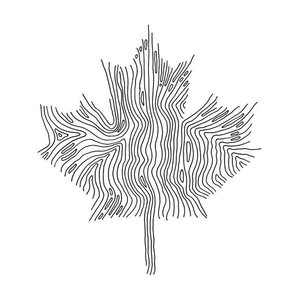 1000 Ideas About Maple Leaf Tattoos On Pinterest