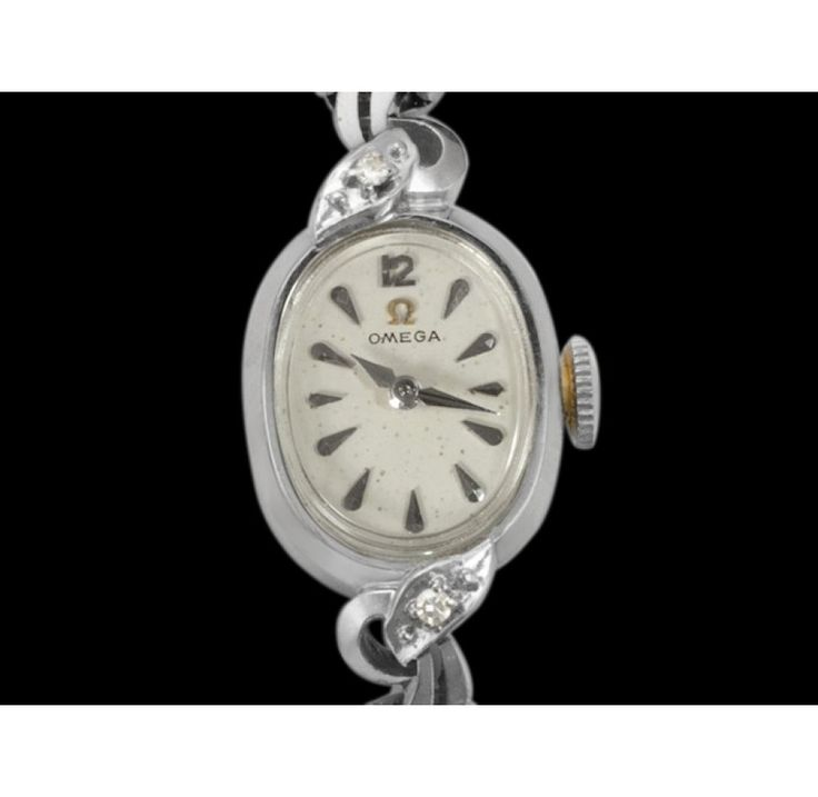 Omega luxury vintage diamond watches