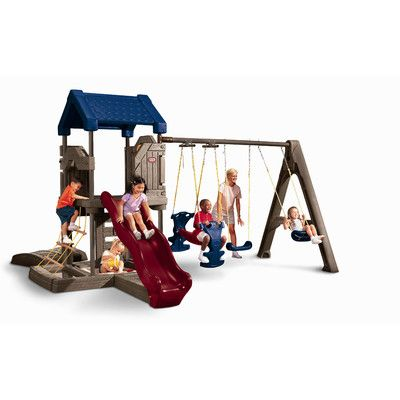 swing sets for toddlers - Little Tikes Endless Adventures Playset
