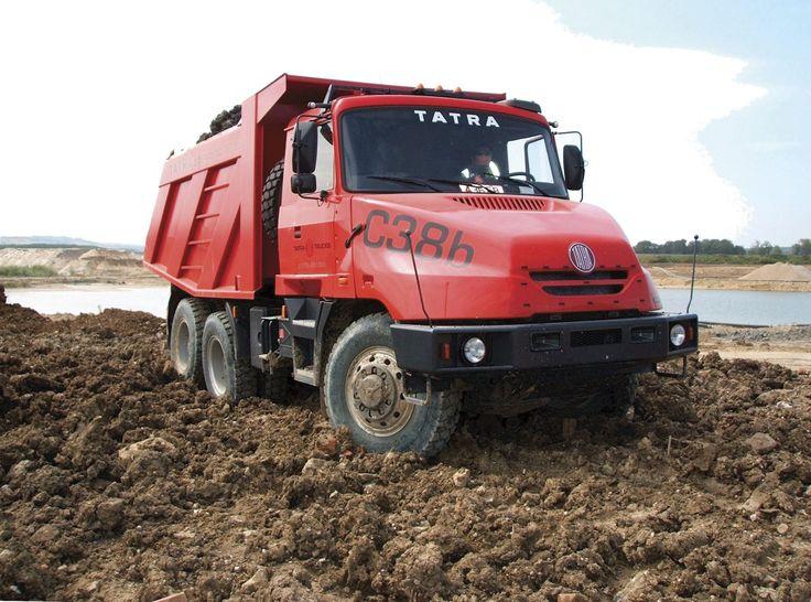 TATRA T 163 - 390SKT 40.300.6x6.2R Jamal
