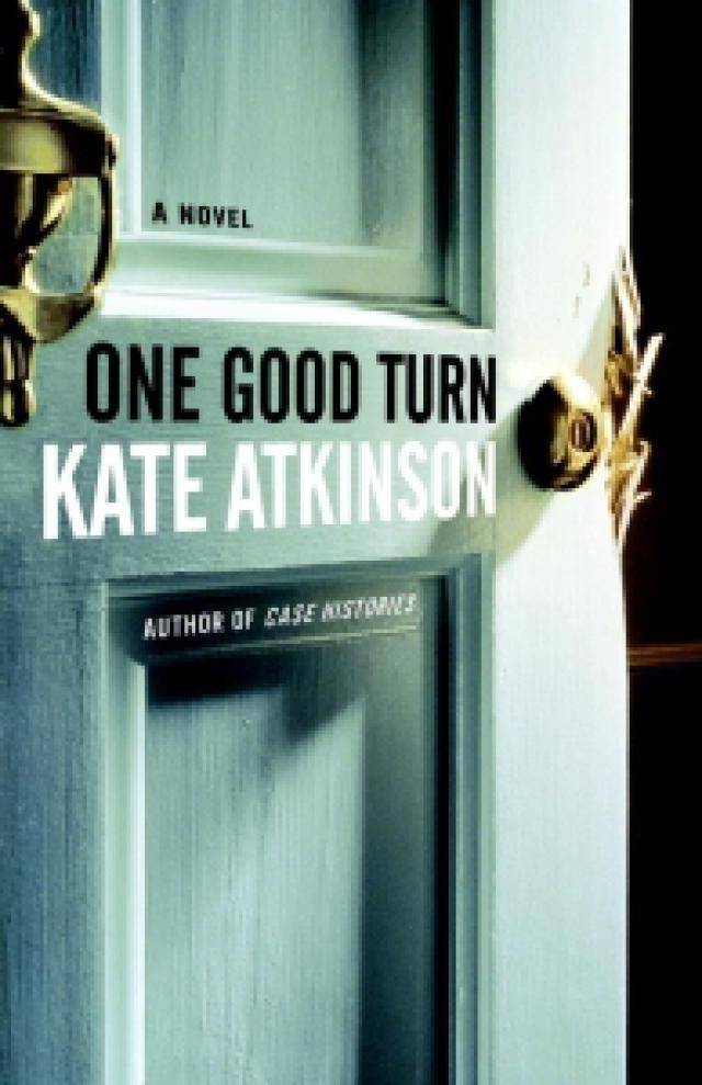 Like Mystery Novels?  See Which Series Are Most Popular: Jackson Brodie mysteries by Kate Atkinson