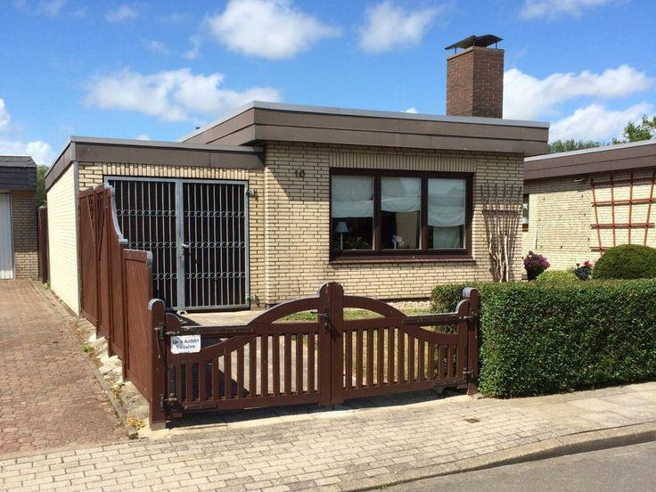 Ferienhaus Dino in Westerdeichstrich. Buchen Sie dieses Ferienhaus für bis zu 4 Personen in der Region Dithmarschen!