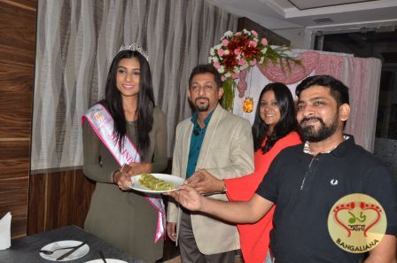 With Diwali and Bhai Dooj coming up, a new menu was launched at Fork & Knife Restaurant to cater to the needs of the customers during this festive season.