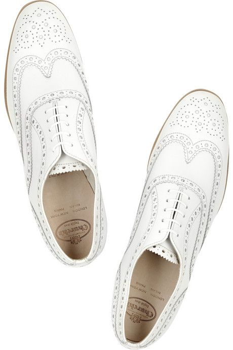 Classic Burwood Brogues By Church