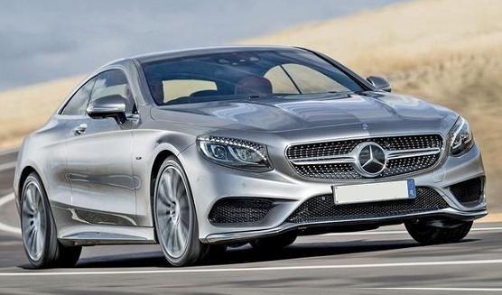 2016 Mercedes-E-Klasse design