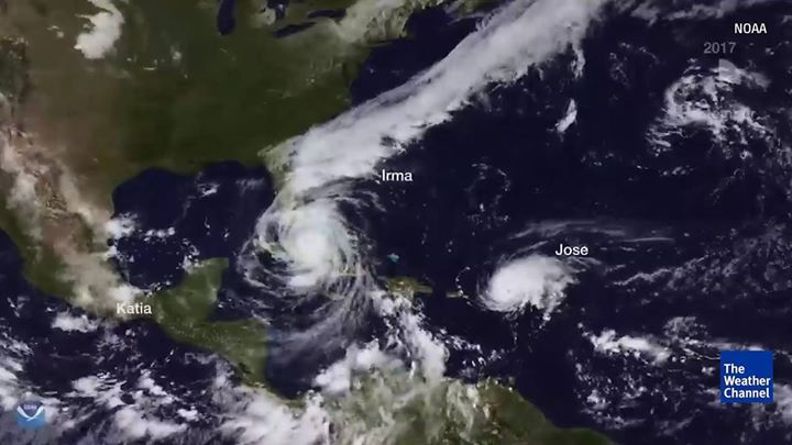 """The 2017 Atlantic hurricane season will long be remembered as one of the busiest… The 2017 Atlantic hurricane season will long be remembered as one of the busiest and most destructive hurricane seasons on record. Watch its progress:[fb_vid  id=""""10156059954065921″] The 2017..."""