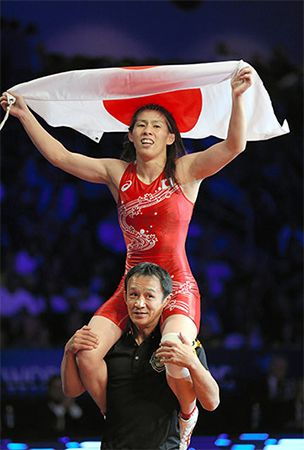 Freestyle wresting sensation Saori Yoshida won her 16th world or Olympic title in a row at the World Wrestling Championships here Sept. 10.Yoshida, 32...