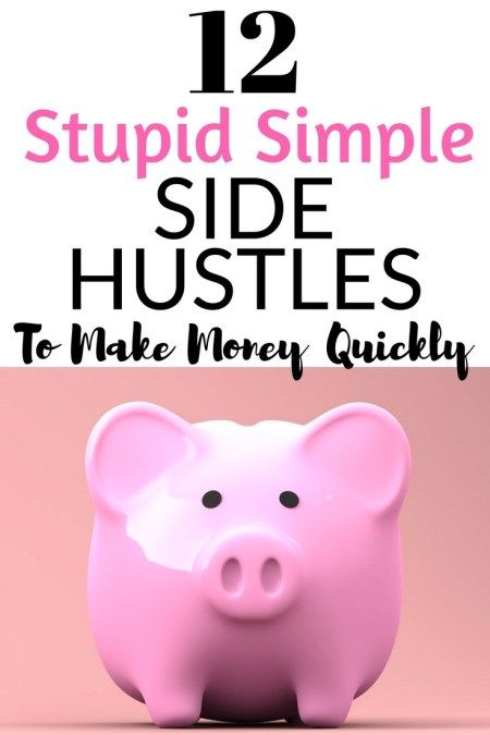 13 Ridiculously Easy Side Hustle Ideas To Earn Extra Money Quickly – BTOP Personal Finance Roundup