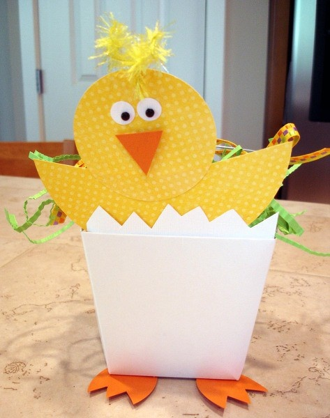Easter Baskets - Two Peas in a Bucket
