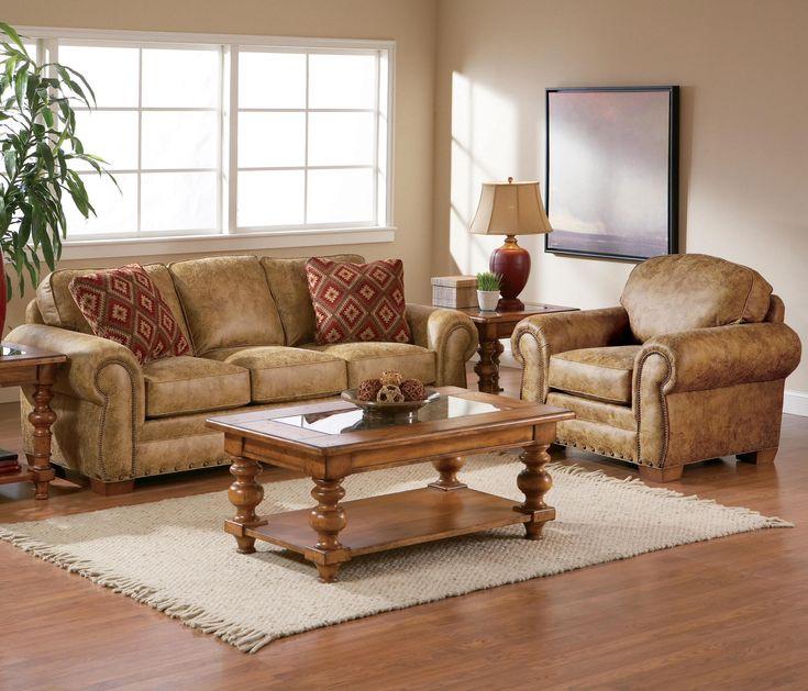 Broyhill Furniture: Cambridge Collection, Featuring Casual Style Sofa,  Sleeper Sofa, Lovseat,