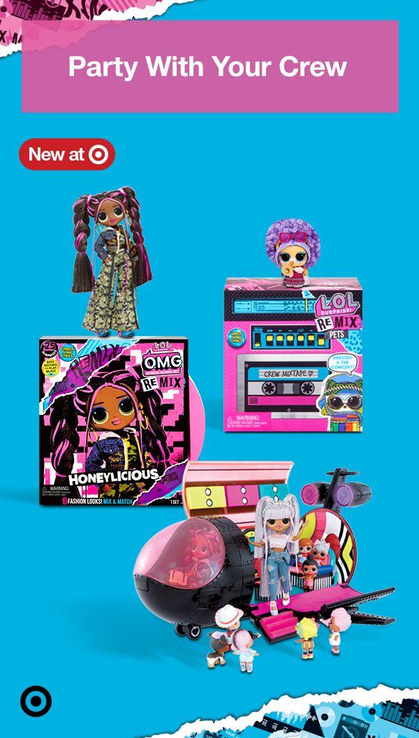 Discover L O L Surprise Remix American Girl Doll Clothes Patterns Lol Vintage Barbie Dolls
