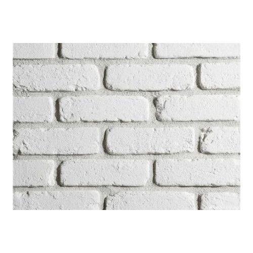 Kamień dekoracyjny wewnętrzny - Stegu - Loft white - sprawdź na myhome.pl
