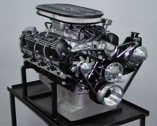 Ford Crate Engines 408 Stroker