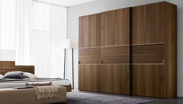 Idea: use reusable wallpaper to cover all the sliding closer doors!