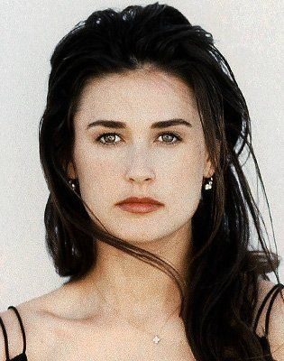 demi moore young and the restless - Google Search