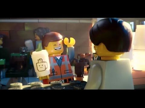 Green Zone - Emmet follows the instructions/directions - LEGO Movie Clip