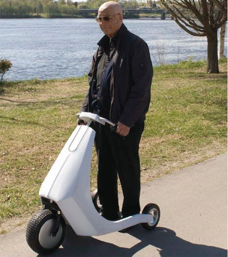 Elderly Transportation: 17 Best Images About Personal Electric Transport Systems