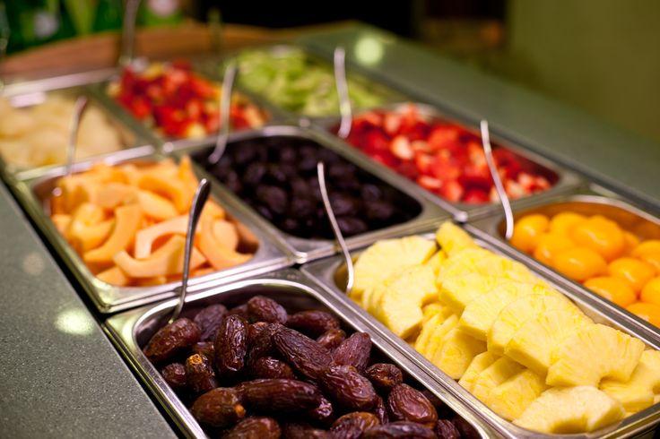 #DavidBarAndRestaurant #Breakfast #Sweet #Fruits
