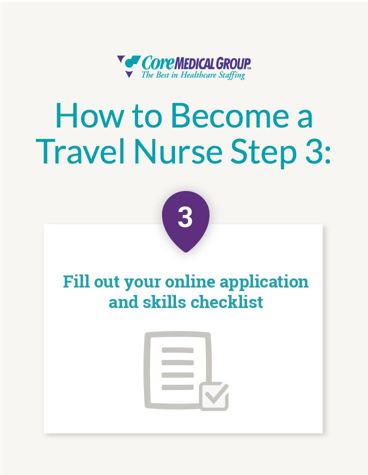 47 best Travel Nurse Tips and Tricks images on Pinterest Travel - perfect nursing resume