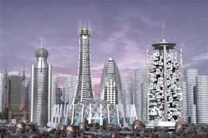 Futuristic Architecture Buildings - Bing Images