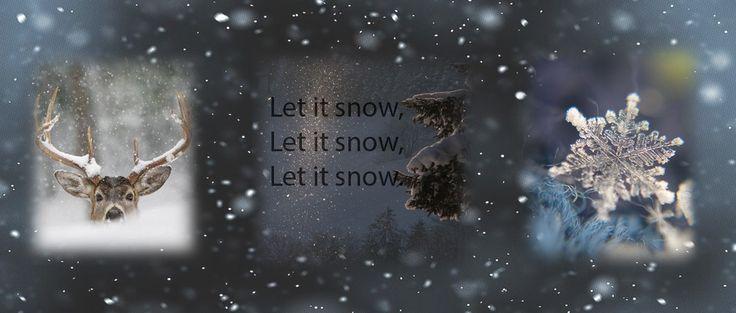Yolanda. Facebook omslagfoto. Winter.