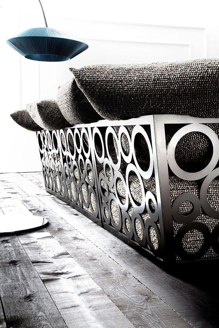 Диван NIRVANA by ERBA ITALIA   дизайн Giorgio Soressi