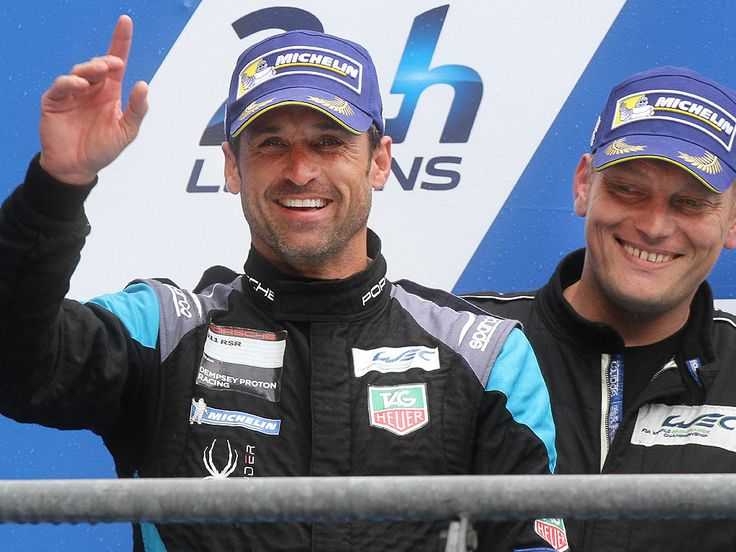 Patrick Dempsey Finishes Second in France's Top Auto Race http://www.people.com/article/patrick-dempsey-france-car-race