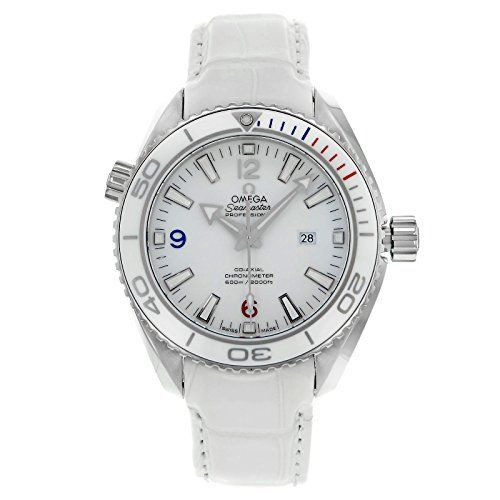 Omega Seamaster Planet Ocean 522.33.38.20.04.001 Steel Automatic Ladies Watch >>> Check out this great product.