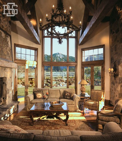 Rustic Living Room By Studio Sofield By Architectural: 30 Best TUSCAN Images On Pinterest