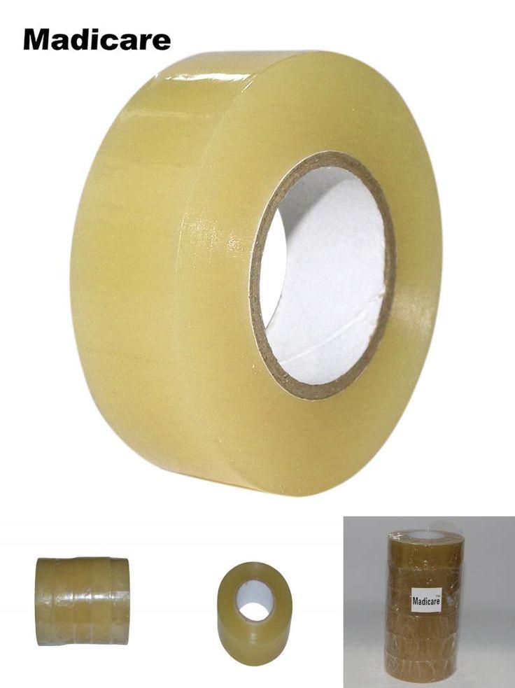 [Visit to Buy] Transparent PVC Hockey Tape Sports Adhesive Ice Waterproof PVC Ice Hockey Stick Puck Hockey Equipment Hokej Floorball #Advertisement