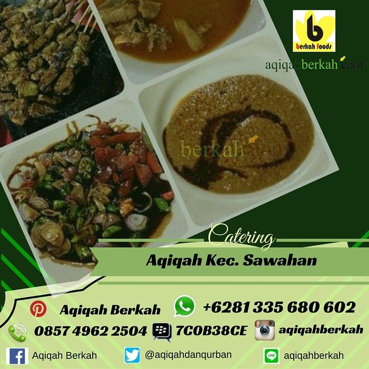 Call / SMS : 0857 4962 2504 Whatsapp : +6281 335 680 602 PinBB : 7C0B38CE Sedia Catering Aqiqah Kec. Sawahan Kab. Nganjuk www.aqiqahberkah.com