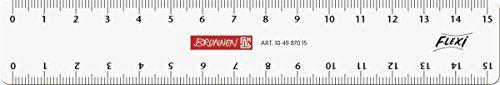 lineal 15cm linkshänder