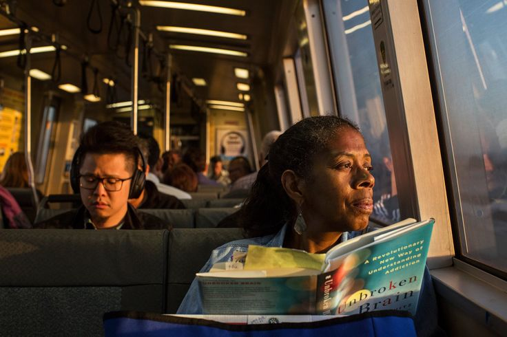 A 2:15 Alarm 2 Trains and a Bus Get Her to Work by 7 A.M.