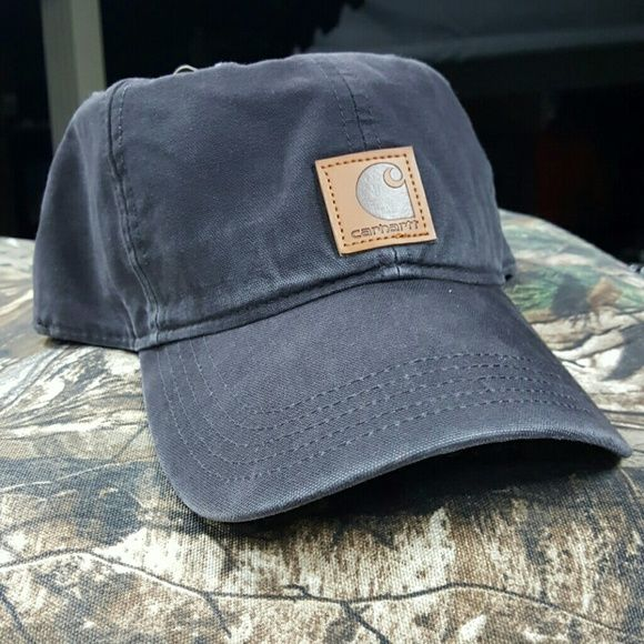 Black Baseball Cap Brand new! Perfect condition. Mens or women! Velcro adjustment. Carhartt Accessories Hats
