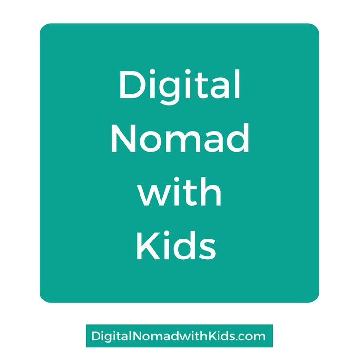 Want to become a digital nomad with your family? Tips and tricks about becoming and being location independent with children, working remote and traveling the world full time.