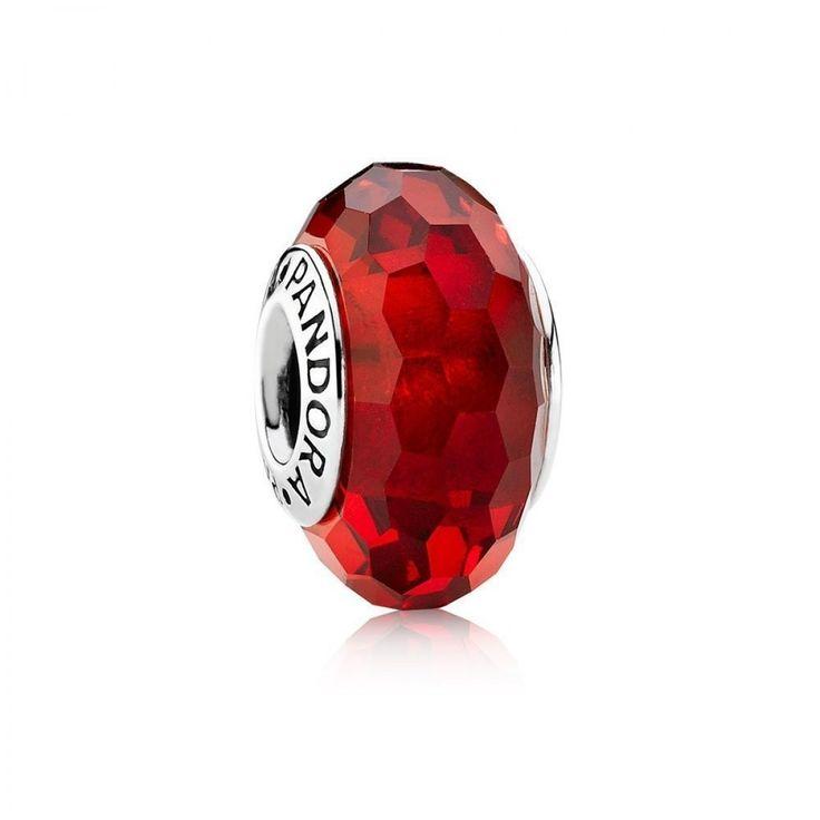 http://www.pandoraclearancedeals.com/pandora-beads-sale/pandora-fascinating-red-bead.html
