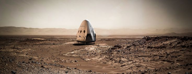 The FAA is already working with SpaceX to ensure its Mars mission complies with the international Outer Space Treaty.