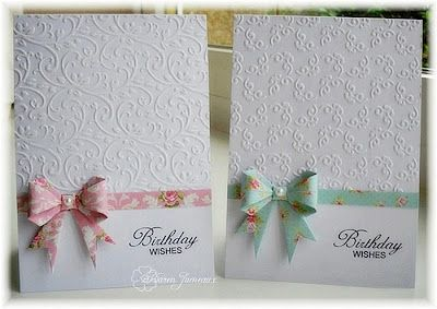Stunning - tutorial for bows in Tutorials board ;0)