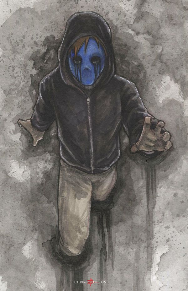 Eyeless Jack Creepypasta by ChrisOzFulton.deviantart.com on @deviantART