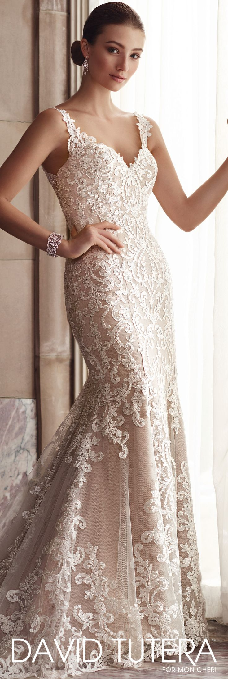 75 best images about david tutera for mon cheri on pinterest for David tutera beach wedding dresses