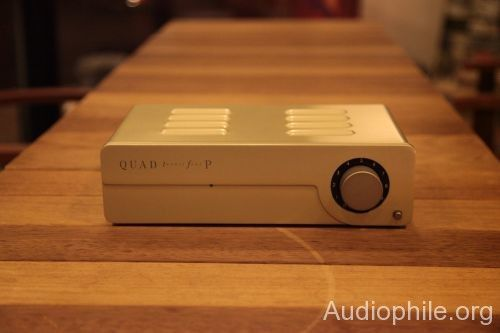 Quad Twenty Four P Phono Stage Satış Fiyatı: 1.000 USD Extreme Audio